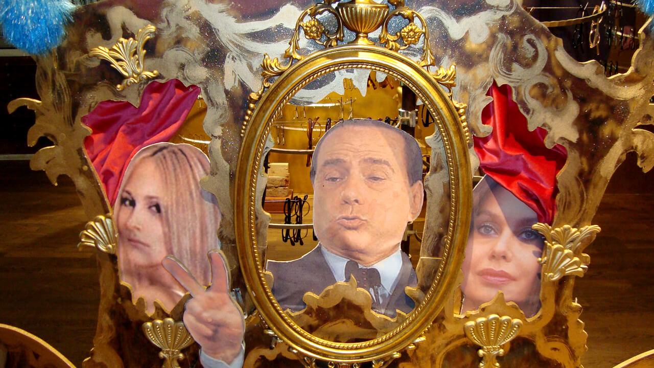 Installationen_OH Berlusconi2